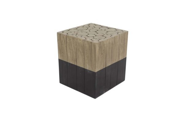 T1010BRB - B172 COFFEE TABLE PARASPOROS 40x40x46